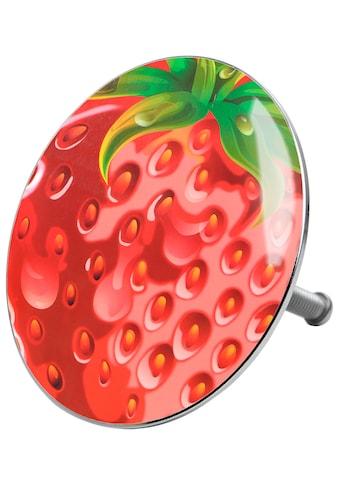 Sanilo Badewannenstöpsel »Strawberry«, Ø 7,2 cm kaufen