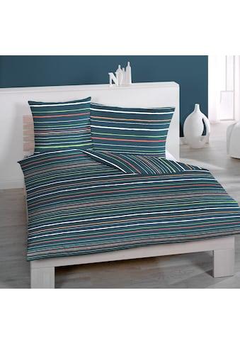 Bettwäsche »Nano Stripe« (2/3tlg.)«, mit schönem Streifenmuster kaufen