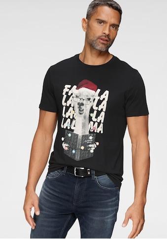 Jack & Jones T-Shirt »X-Mas Tee« kaufen