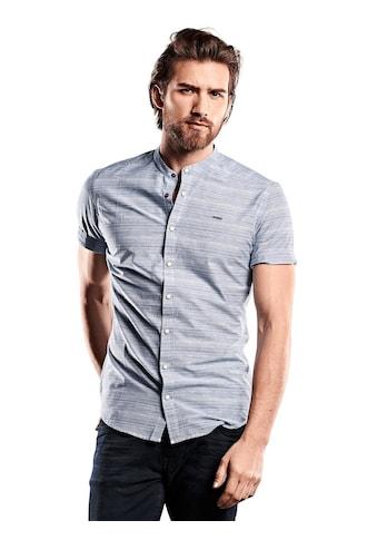 emilio adani Hemd gemustert kaufen