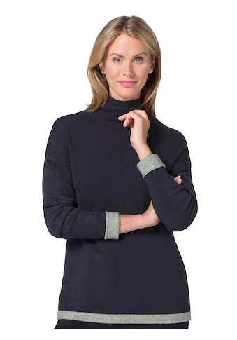 Ambria Pullover mit topmodischem Stehkragen kaufen