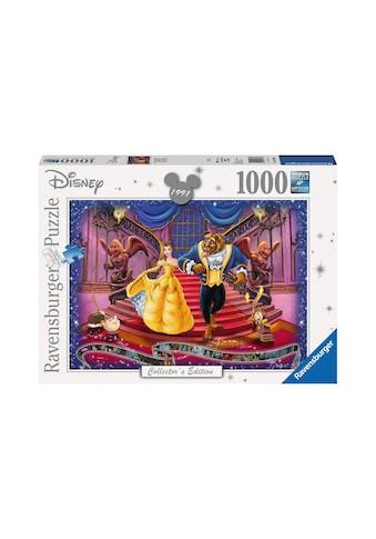 Ravensburger Puzzle »Die Schöne und das Biest« kaufen