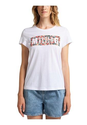 MUSTANG T-Shirt »Alina C Print«, lässig geschnitten kaufen