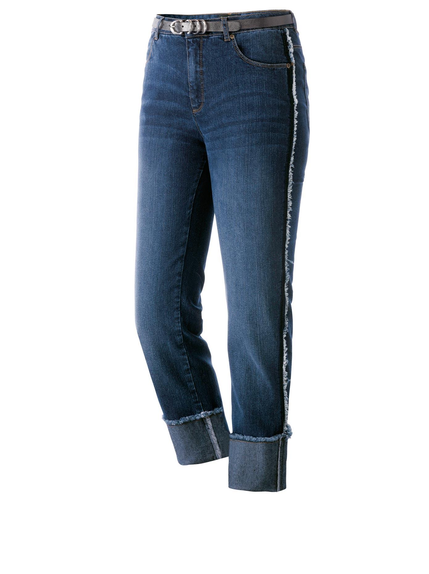 Image of Ambria Jeans im angesagtem Boyfriend-Stil