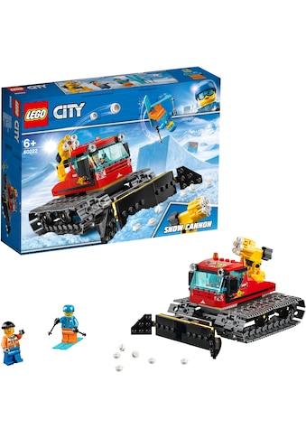 """LEGO® Konstruktionsspielsteine """"Pistenraupe (60222), LEGO® City"""", Kunststoff, (197 - tlg.) acheter"""