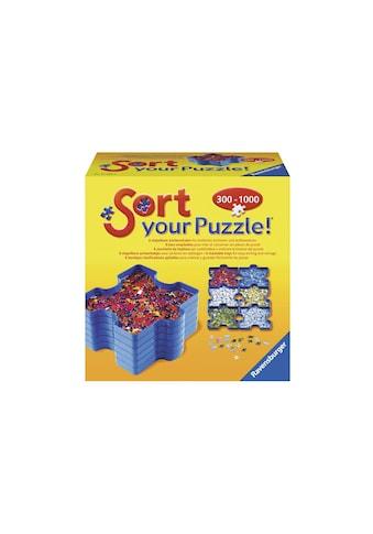 Ravensburger Puzzle-Sortierschale »Sortierschale Sort your Puzzle! Sort your Puzzle!« kaufen