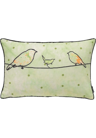 Kissenhülle, »Crazy Birds«, emotion textiles kaufen