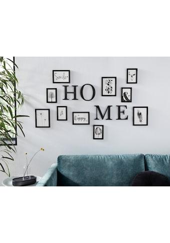 Home affaire Bilderrahmen für 10 Bilder (14 - teilig) kaufen