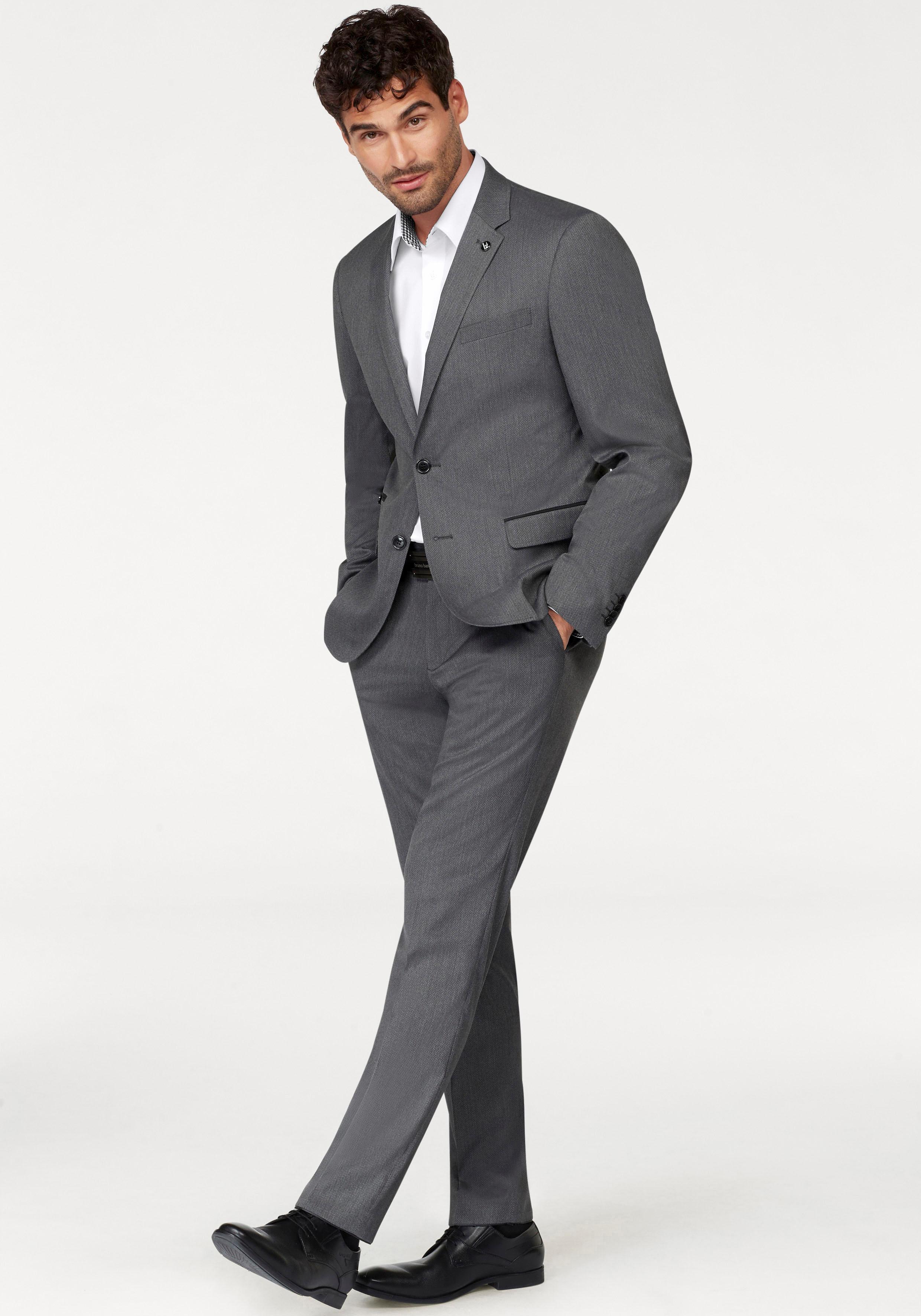 angemessener Preis beste Turnschuhe Outlet zu verkaufen Bruno Banani Anzug