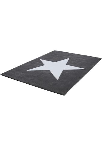 LALEE Teppich »Dream 700«, rechteckig, 16 mm Höhe, Stern Design für alle Wohnräume kaufen