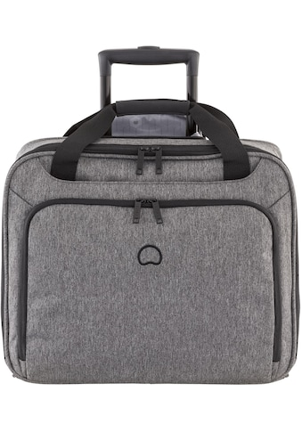 Delsey Business-Trolley »Esplanade, anthrazit«, 2 Rollen, mit 15,6-Zoll Laptopfach kaufen