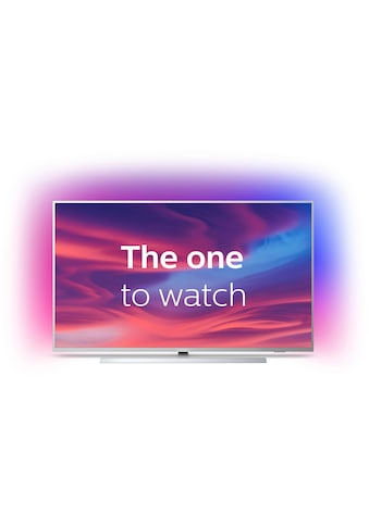 "Philips ""The One"" 58PUS7304/12 LED - Fernseher (146 cm / (58 Zoll), 4K Ultra HD, Smart - TV kaufen"