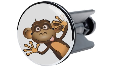 Sanilo Waschbeckenstöpsel »Monkey«, Ø 4 cm kaufen