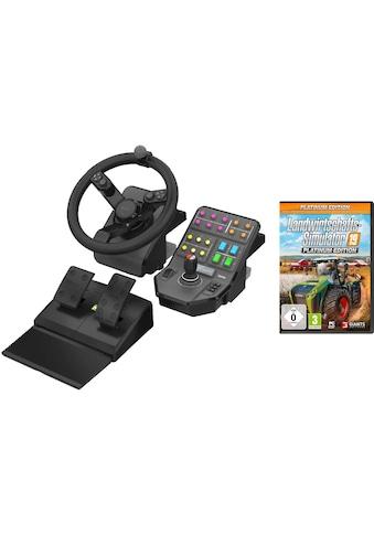 Logitech G Gaming-Controller »G Saitek Farm Sim Controller«, inkl.... kaufen