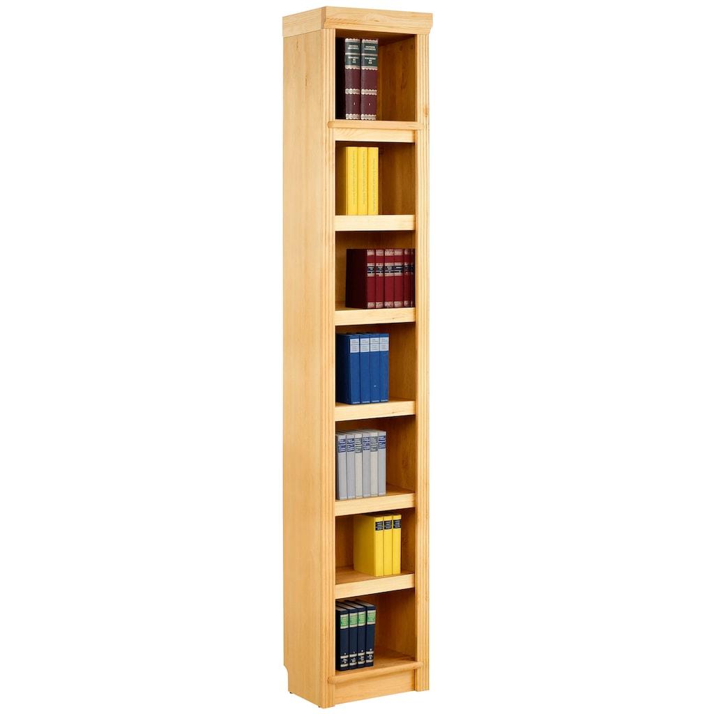 Home affaire Bücherregal »Soeren«, in 2 Höhen, Tiefe 29 cm