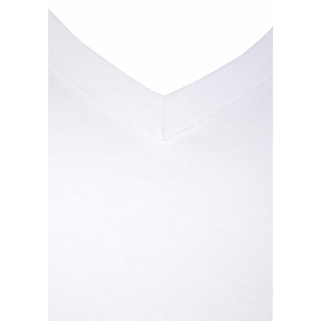 Levi's® T-Shirt, mit V-Neck