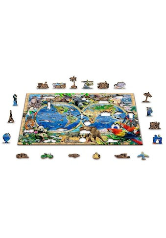 Puzzle »Animal King« kaufen