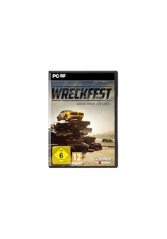 Wreckfest, THQ kaufen