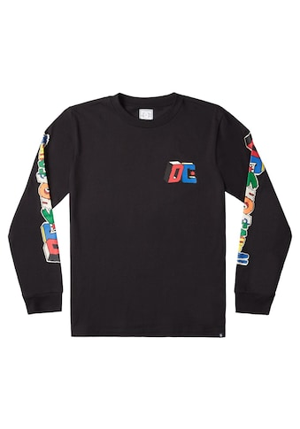 DC Shoes Langarmshirt »DC Jumble Up« acheter