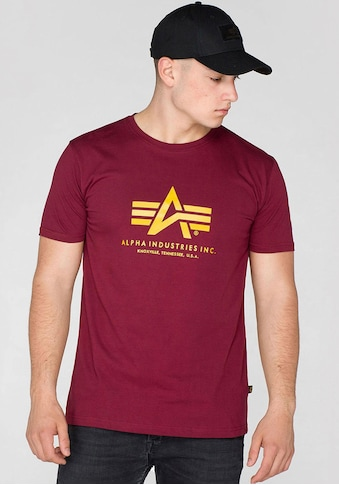 Alpha Industries T - Shirt »Basic T - Shirt« kaufen