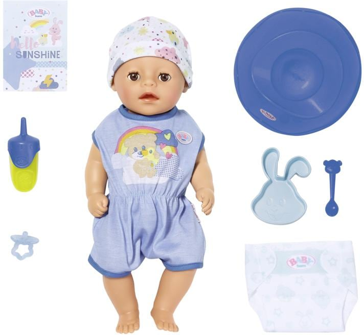 """Image of Baby Born Babypuppe """"BABY born® Soft Touch Little Boy, 36 cm"""""""