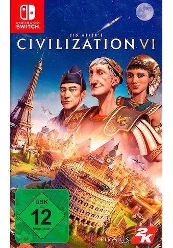 2K Sports Spiel »Sid Meier's Civilization VI«, Nintendo Switch, CIAB kaufen