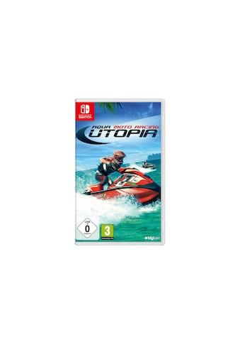 BigBen Spiel »Aqua Moto Racing Utopia«, Nintendo Switch kaufen