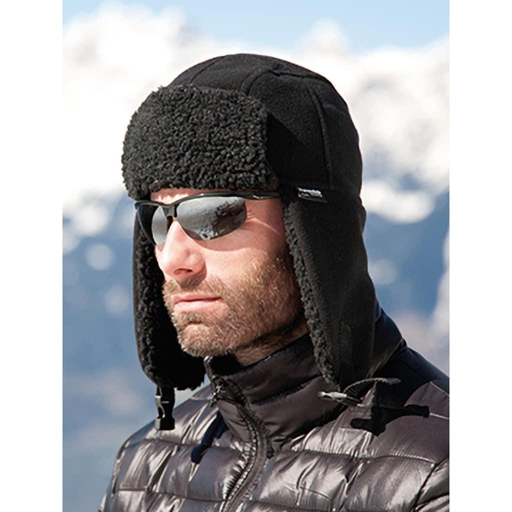 Result Ohrenmütze »Herren Winter Sherpa Mütze, Thinsulate«