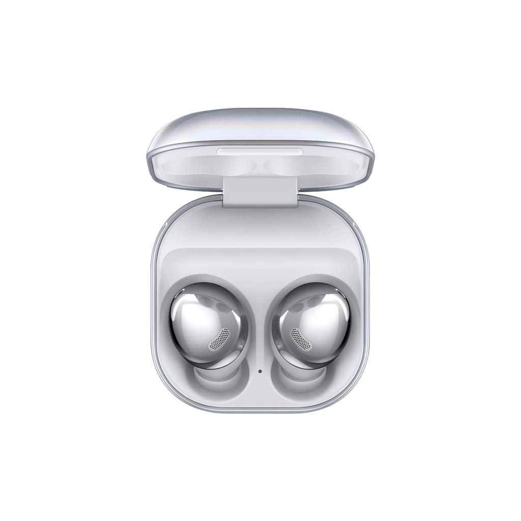 Samsung wireless In-Ear-Kopfhörer »Galaxy Buds Pro Silber«, Bluetooth, Active Noise Cancelling (ANC)-Freisprechfunktion-Sprachsteuerung