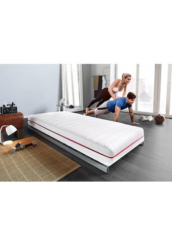 BeSports Komfortschaummatratze »HKS 2100«, (1 St.), Machen Sie sich fit und gesund, Tag und Nacht kaufen