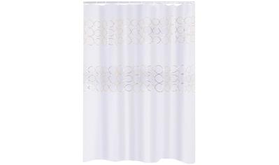 RIDDER Duschvorhang »Paillette«, ca. 180x200 cm kaufen