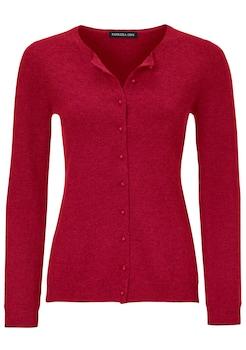 Damen Strickjacken in rot online kaufen  f8ab9a19050