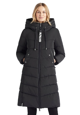 khujo Steppjacke »AYLEENA«, stylischer Damen Winter Steppmantel mit Kapuze kaufen