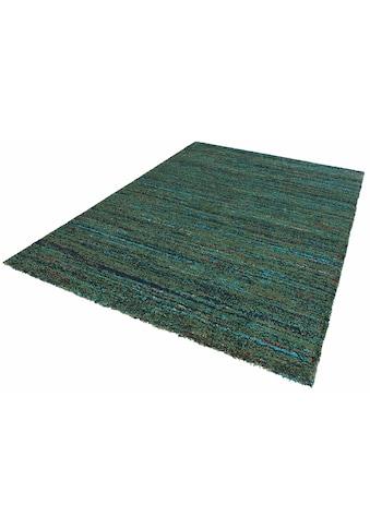 MINT RUGS Hochflor-Teppich »Chic«, rechteckig, 30 mm Höhe, mehrfarbiger weicher Langflor, Wohnzimmer kaufen