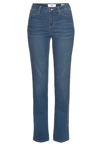 H.I.S Straight - Jeans »High - Waist« kaufen