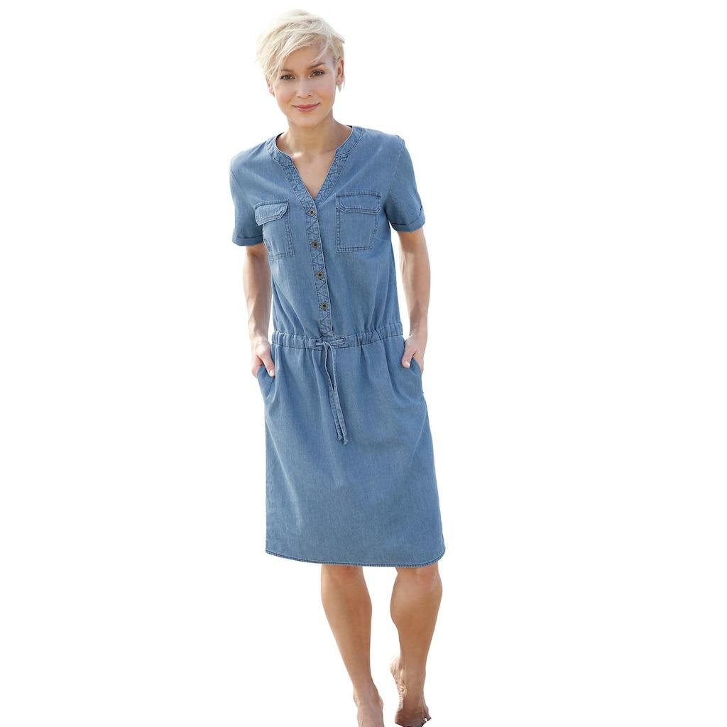 Casual Looks Blusenkleid »Kleid«