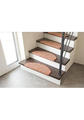 Stufenmatte, »Amberg«, Andiamo, stufenförmig, Höhe 9 mm, maschinell getuftet kaufen