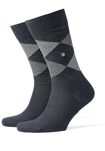 Burlington Socken, aus feiner Schurwolle kaufen