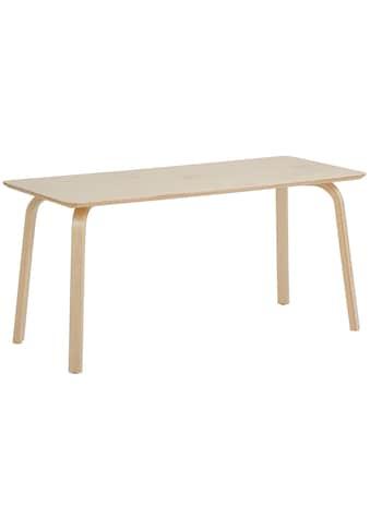 Lüttenhütt Kindertisch »Tommy«, aus Birkenschichtholz kaufen