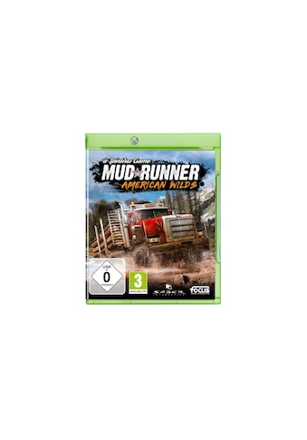 Spiel »Spintires: MudRunner American Wilds Edition«, Xbox One, Standard Edition kaufen