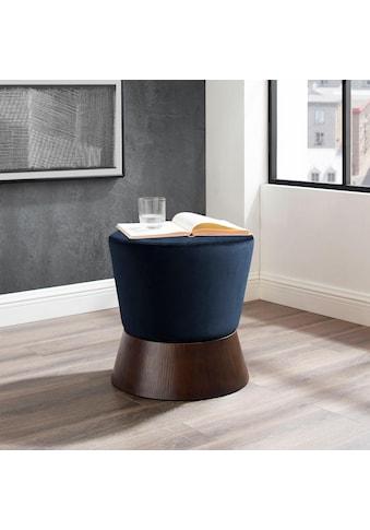 andas Pouf »Gjern«, Design by Morten Georgsen kaufen
