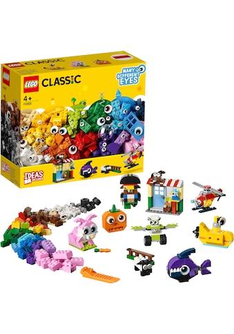 """LEGO® Konstruktionsspielsteine """"Witzige Figuren (11003), LEGO® Classic"""", Kunststoff, (451 - tlg.) acheter"""