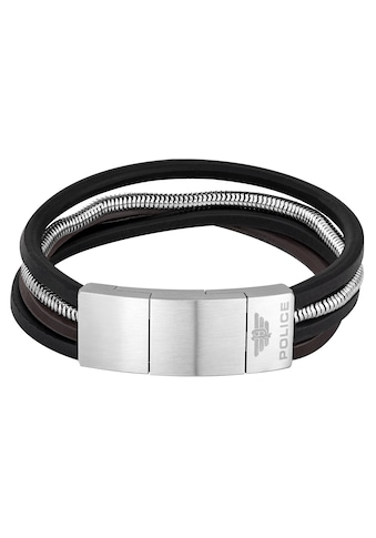 Police Armband »BOLGAR, PJ26551BSS.01« kaufen