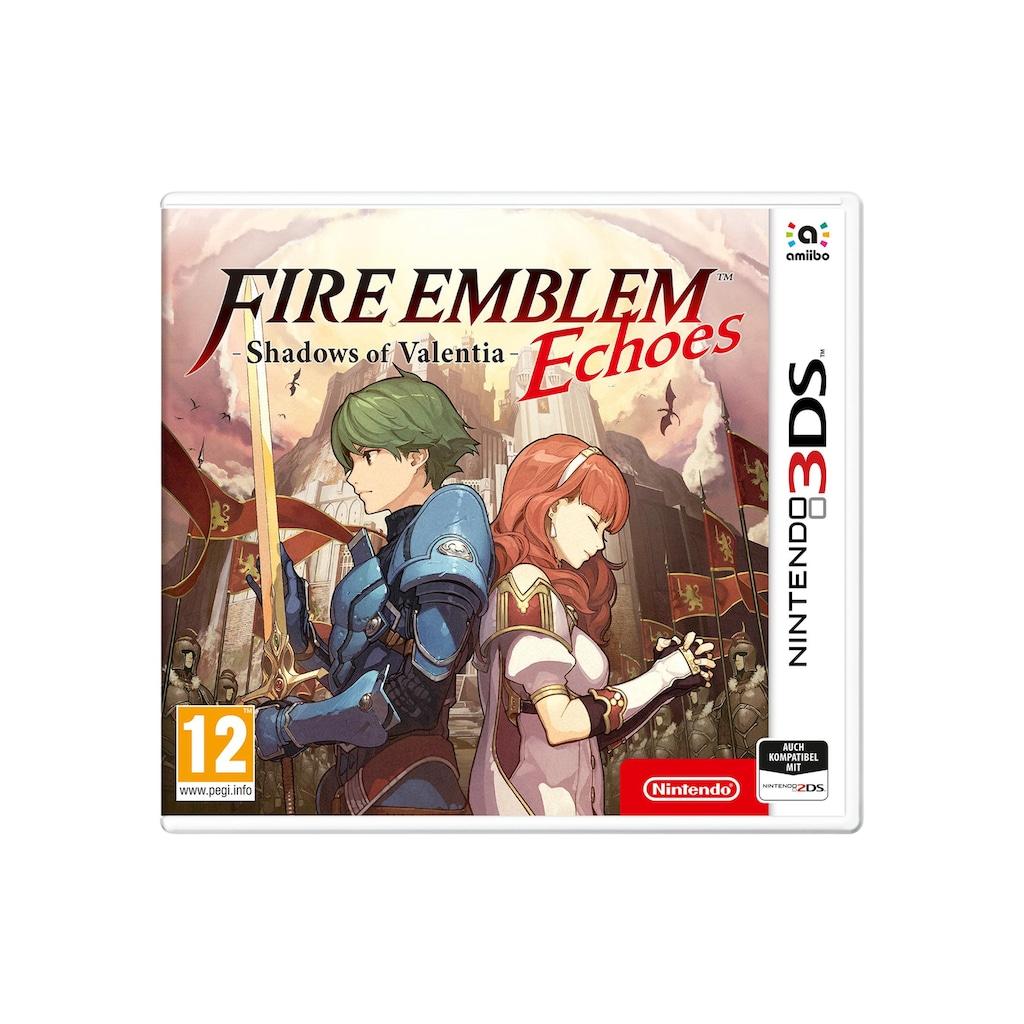 Nintendo Spiel »Fire Emblem Echoes: Shadows of Valentia (D)«, New Nintendo 3DS