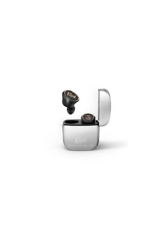 Klipsch wireless In-Ear-Kopfhörer »T5 True Wireless Silber Schwarz«, True Wireless kaufen