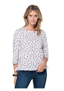 37d36bdcad285c Ambria Shirt allover mit Schiffchen - Print kaufen