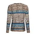 bianca Print-Shirt »ENEA«, im coolen Snake Design mit V-Ausschnitt