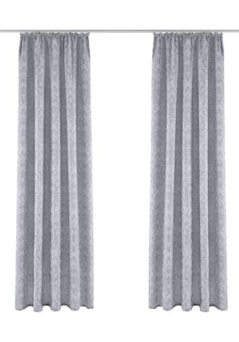Vorhang, »ONA«, DELAVITA, Kräuselband 1 Stück acheter