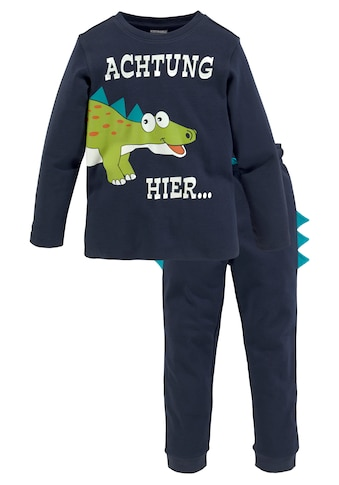 KIDSWORLD Shirt & Hose, mit grossem Dinodruck kaufen