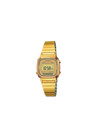 CASIO Watch »Armbanduhr LA670WEGA-9EF«,  kaufen